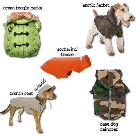 Cold Weather Gear for the Cold & Rainy Season